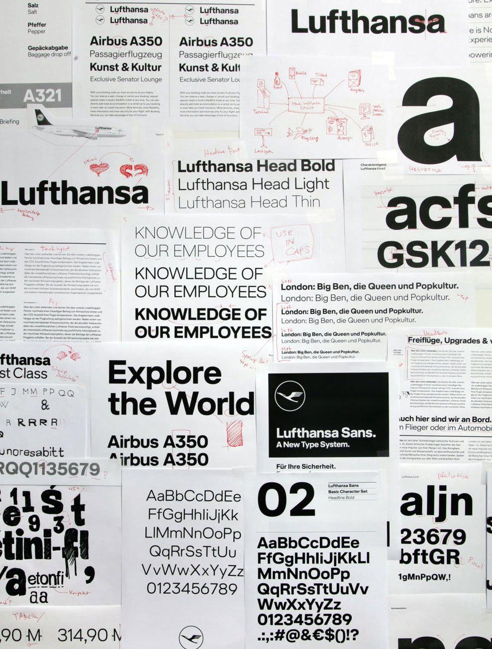 Lufthansa | HvD Fonts