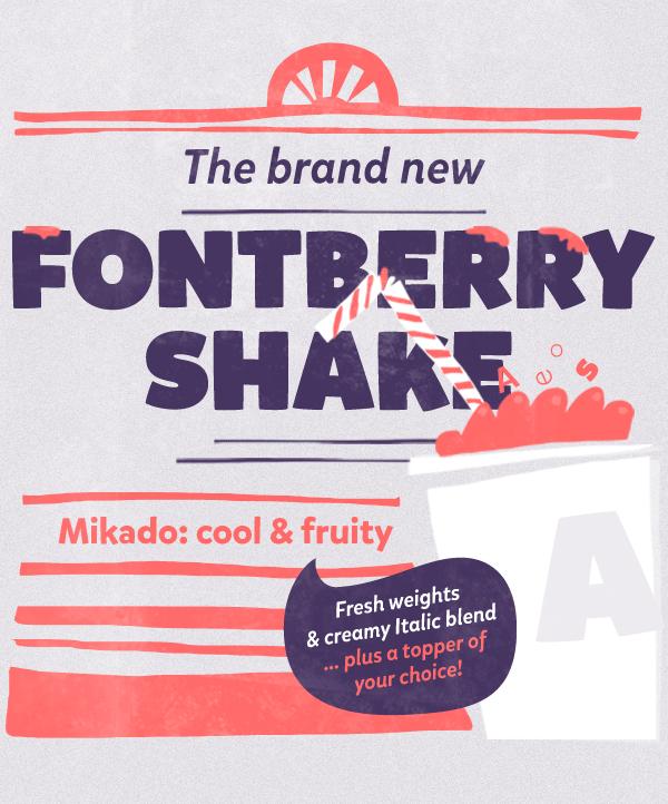 Fonberry Shake