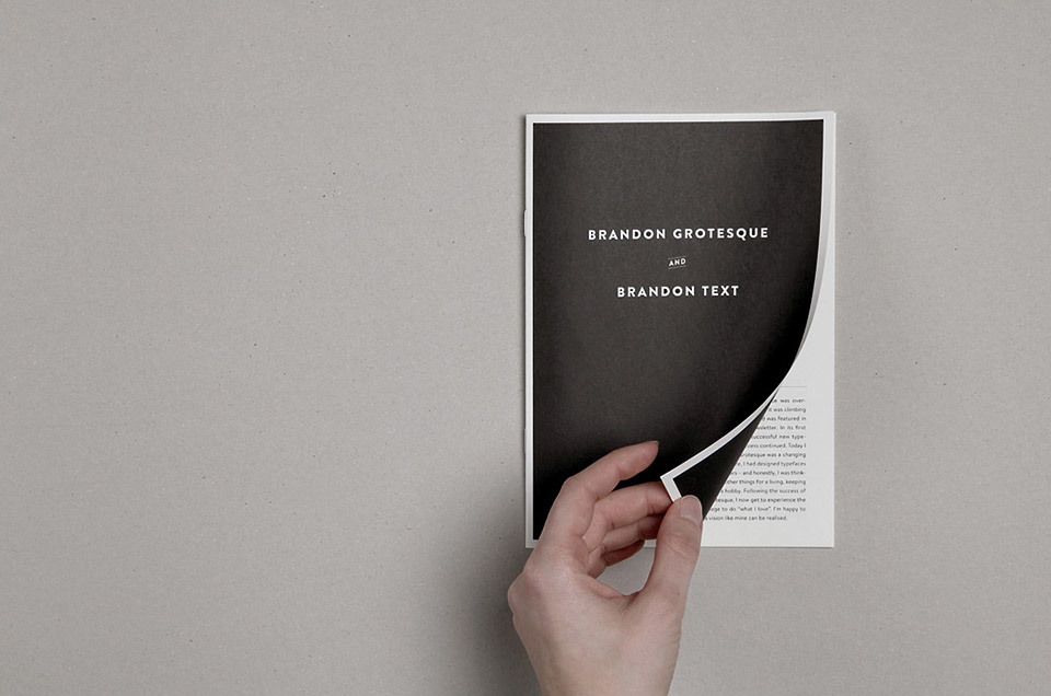 Brandon Grotesque | HvD Fonts