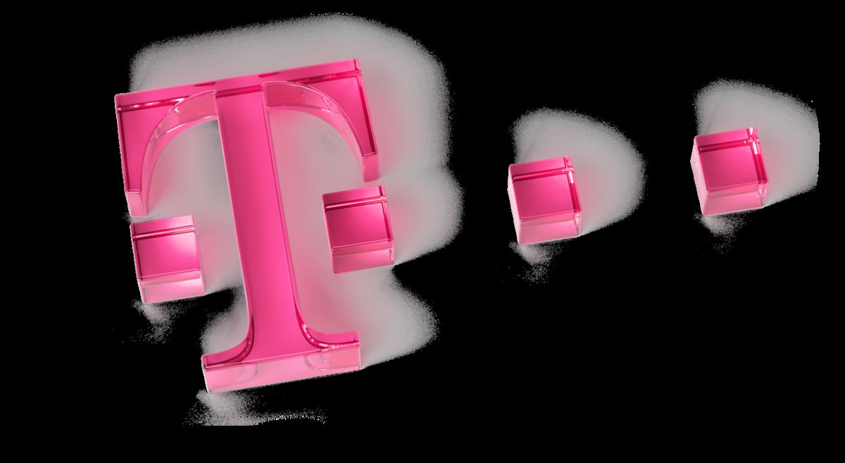 Telekom Intro Logo