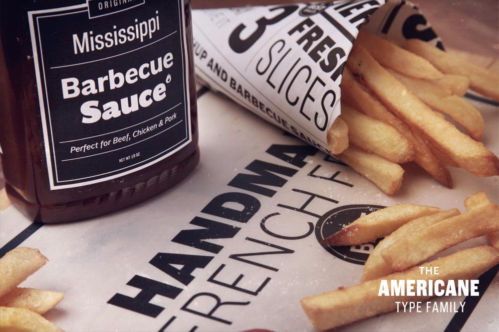 Americane Fries