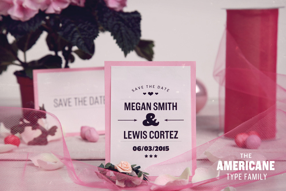 Americane Wedding