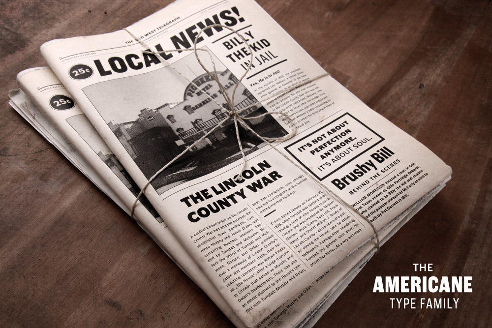 Americane Newspaper