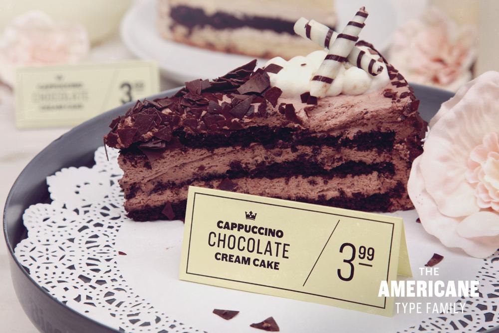 Americane Cake